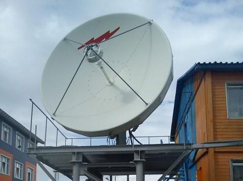 2009-2010 годах построен государственный сегмент сети подвижной радиосвязи тетра (3 базовые станции